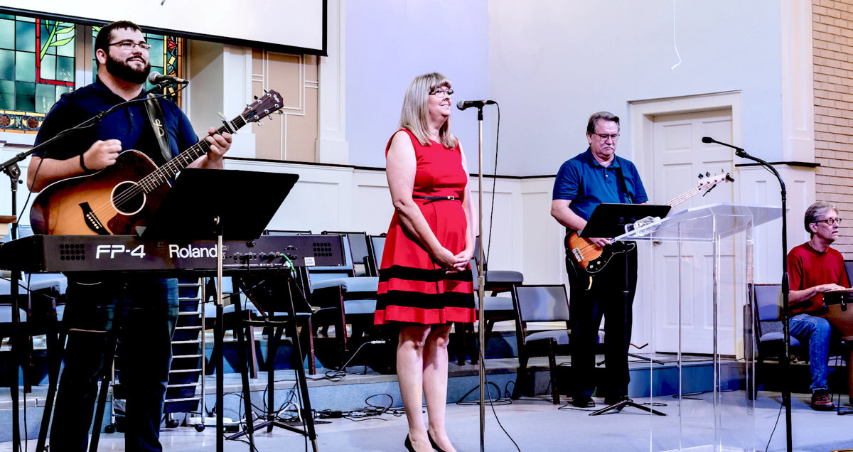 Contemporary Worship Service